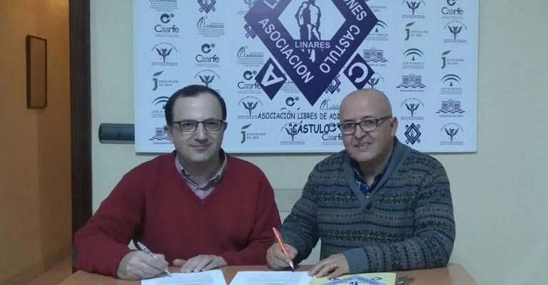 Nexo Virtual firma un convenio de colaboración con la Asociación Libres de Adicciones Cástulo ALAC